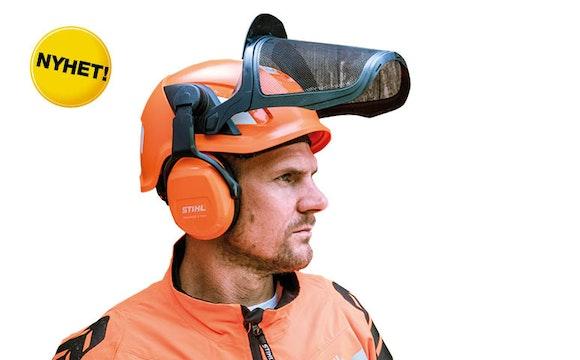 Ny hjelm fra STIHL